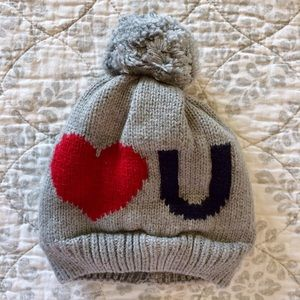 GAP Accessories - 0-6 Months GAP Lined Stocking Hat